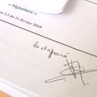 idée de signature La signature électronique et le droit – SedLex idée de signature
