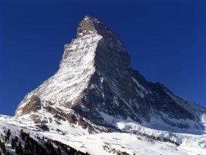 Montagne Matterhorn (CC Wikimedia)