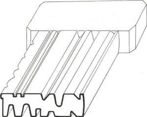 Section de clef TITAN