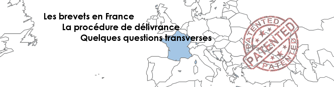Quelques questions transverses